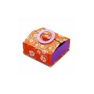 Special Art Paper Perfume Box