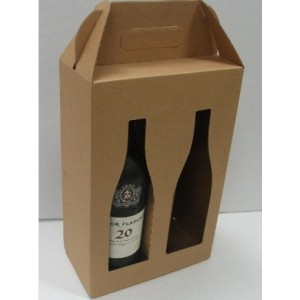 Printed Wine Box