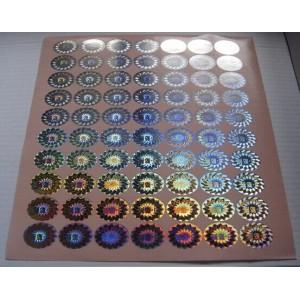 Hologram Sticker Printing