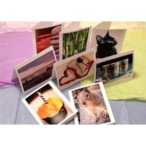 Greeting card-Header Printing