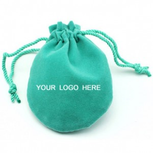 Drawstring Cotton Pouch Bag